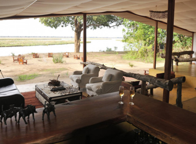 Safari Camp Zambia