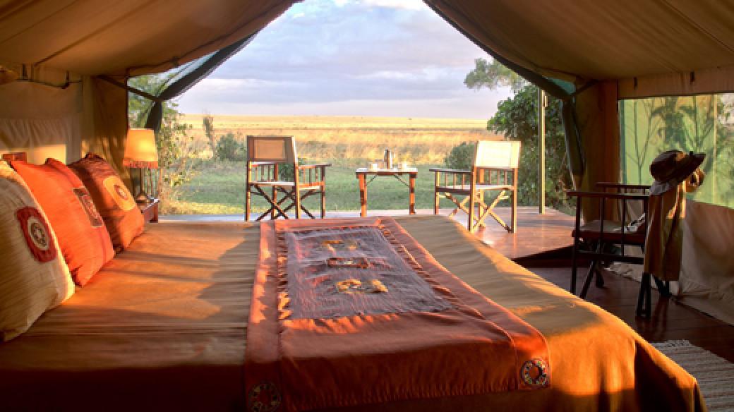 Safari Tent Masai Mara