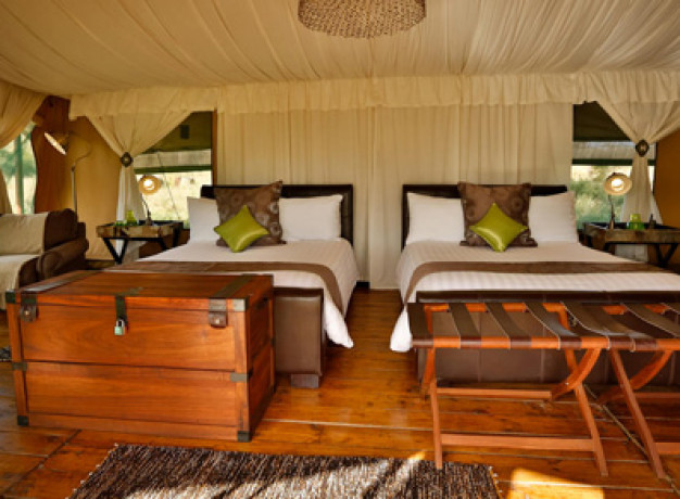 Safari Tented Camp Tanzania