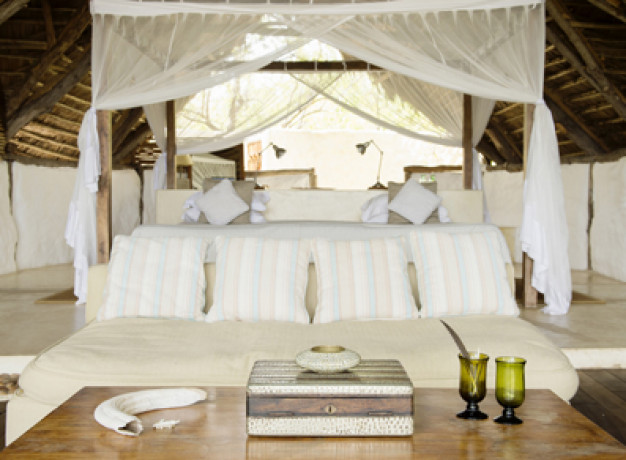 Sand Rivers Selous - Luxury Safari Tanzania