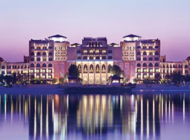 Stopover Abu Dhabi - Shangri La