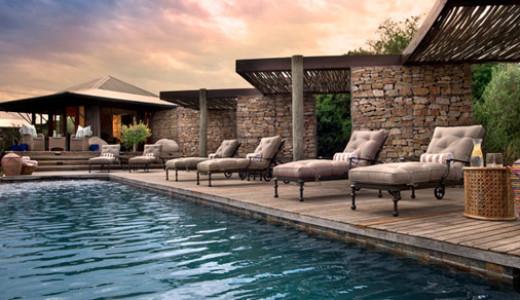 Swimming pool Kwandwe