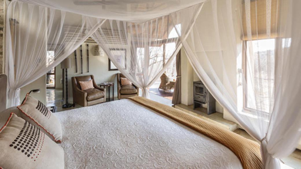 Bedroom Impodimo Game Lodge