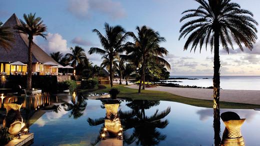 Shanti Maurice Luxury Hotel - Mauritius