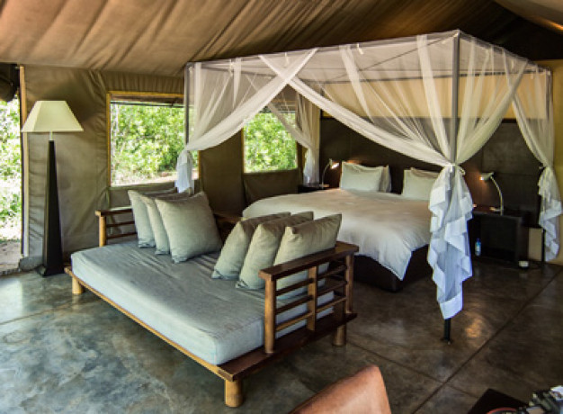 Honeyguide Khoka Moya: Safari Tent