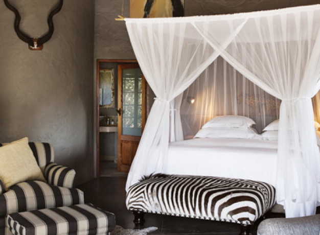 Mostswari Game Lodge - Bedroom