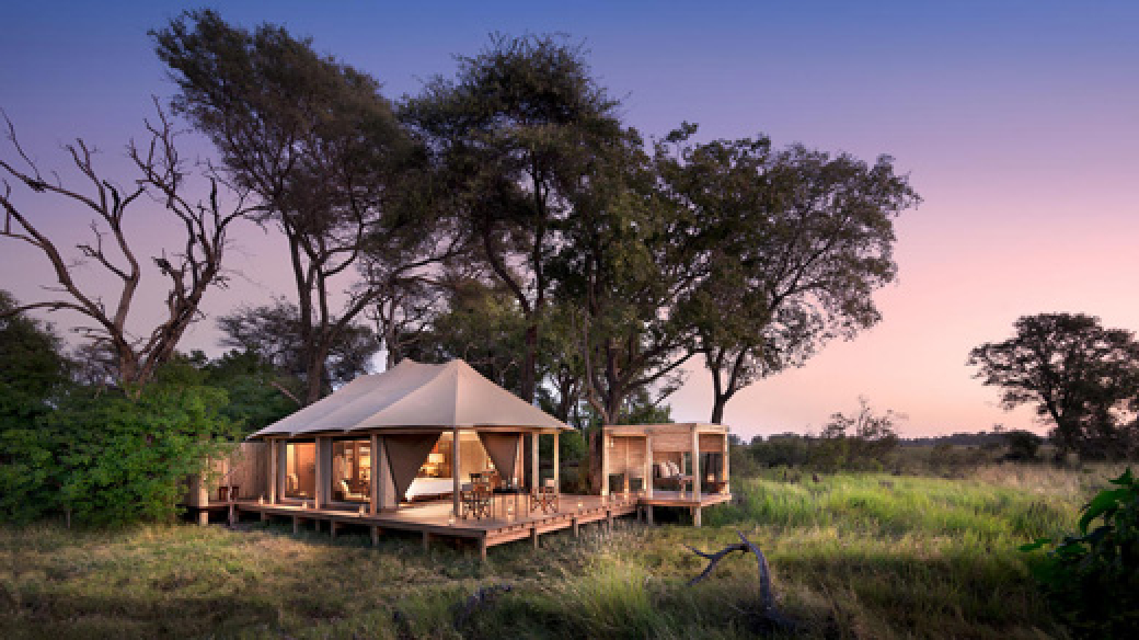 Nxabega Okavango Tented Camp - Safari Tents