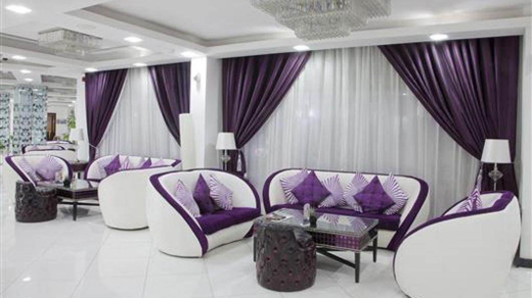 Tulip Inn Muscat - Reception Area