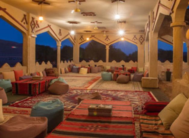 1000 Nights Camp Oman