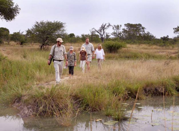 Walking Safari South Africa