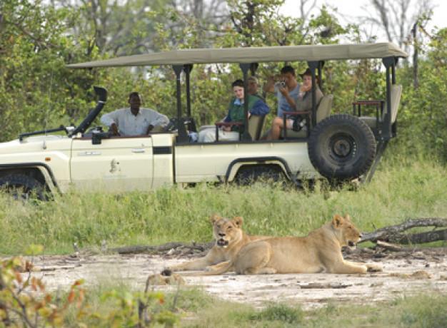 Okavango Delta Luxury Safari