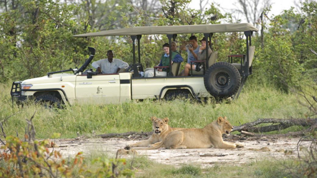Okavango Delta Luxury Safari