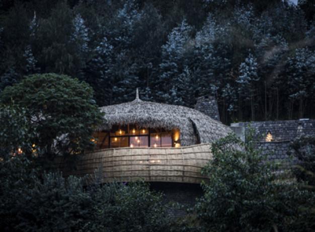Eco Luxury Lodge Rwanda