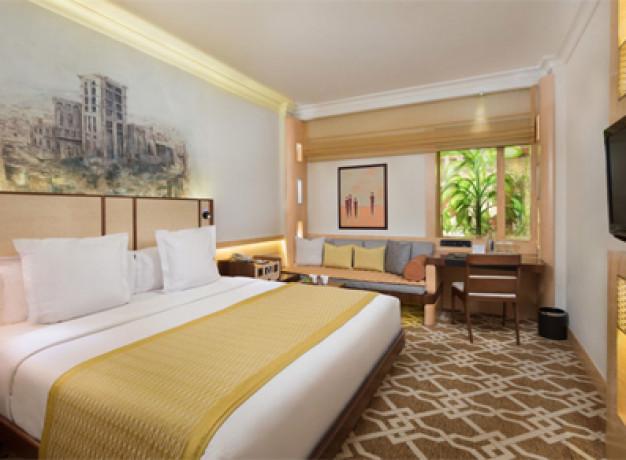 Dubai Stopover Accommodation