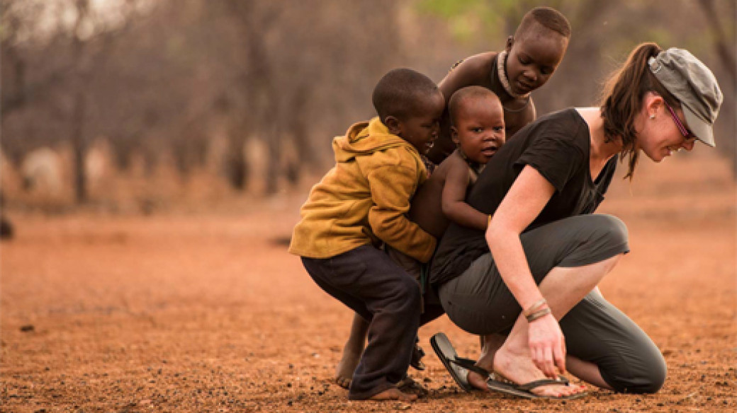 Himba Tribe Village Visit