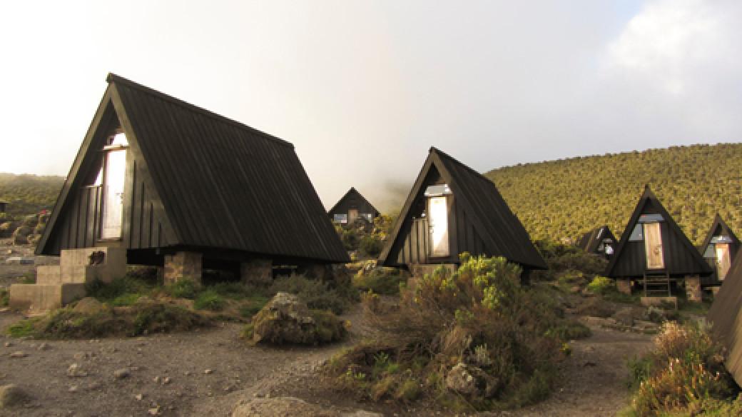 Wooden Huts Marangu Route