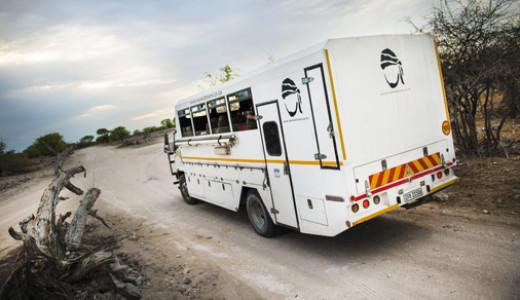 Overland Africa Safari Etosha