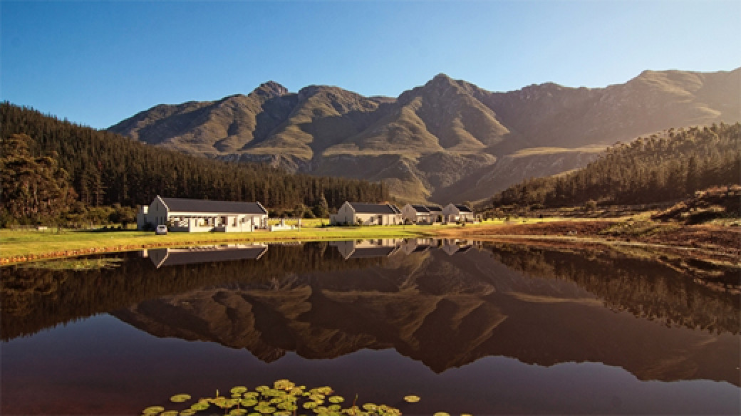 Gaikou Lodge South Africa