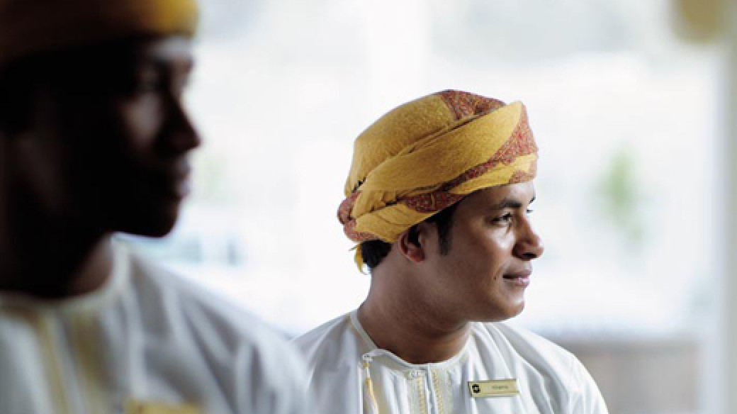 Shangri La Muscat Oman