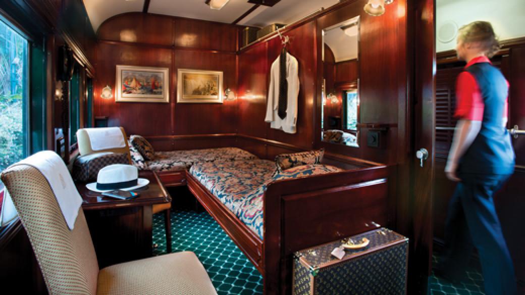 Deluxe Cabin Rovos Rail