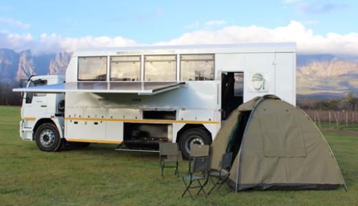 Nomad Adventure Tour Tents