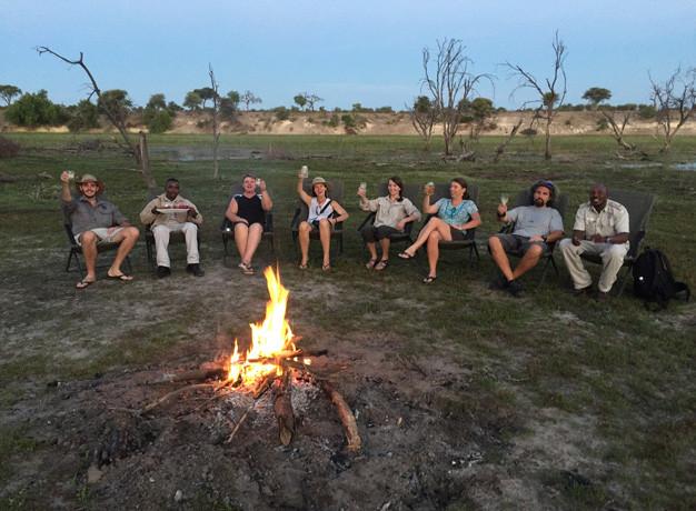 Botswana Safari Experiences