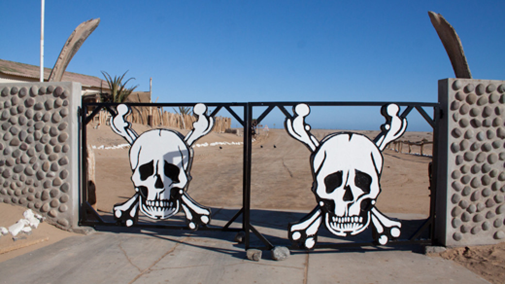 Skeleton Coast Royal Wedding
