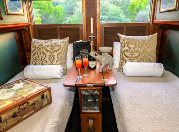 Stimela Star Train Africa