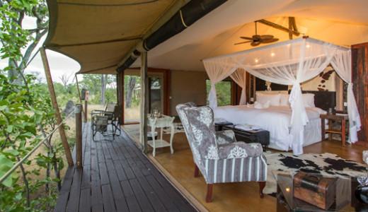 Chobe Luxury Safari Accommodation