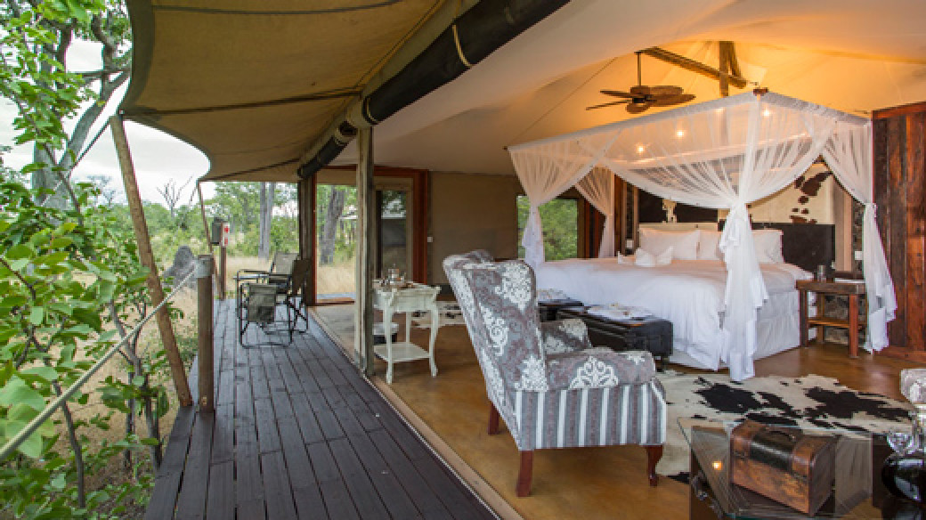 Chobe Luxury Safari Accommodation
