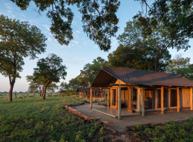 Davisons Camp Zimbabwe
