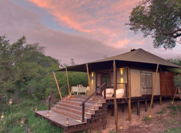 Timbavati Luxury Tented Camp