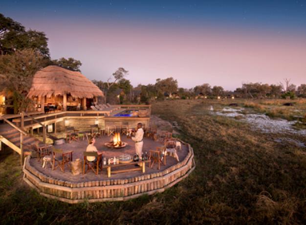 Khwai Private Reserve Safari