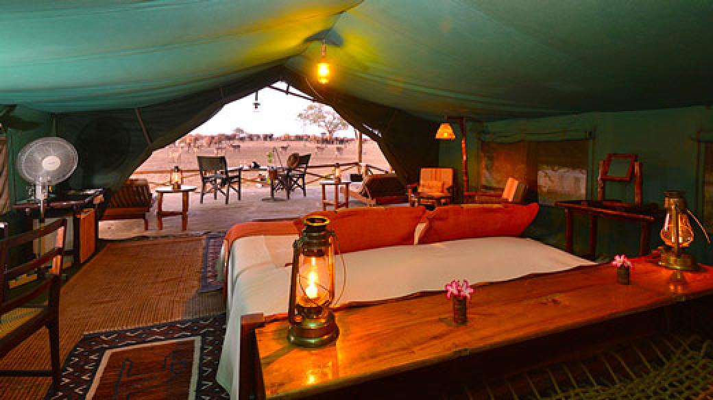 Tsavo East Safari Camp