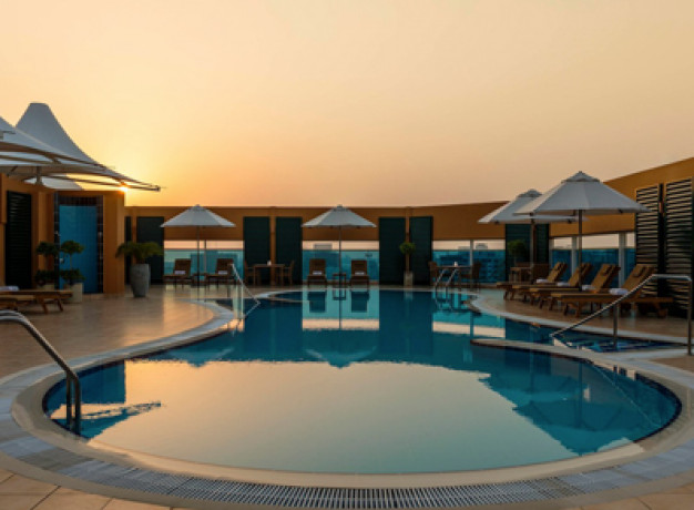 Accommodation Downtown Dubai