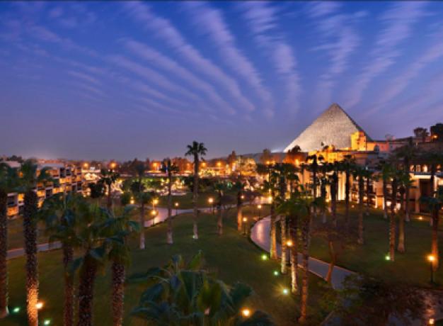 Pyramids Hotel Egypt