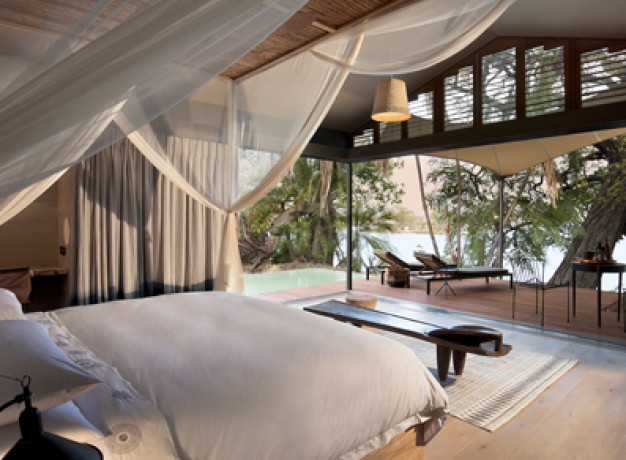 Luxury Accommodation Zambezi River