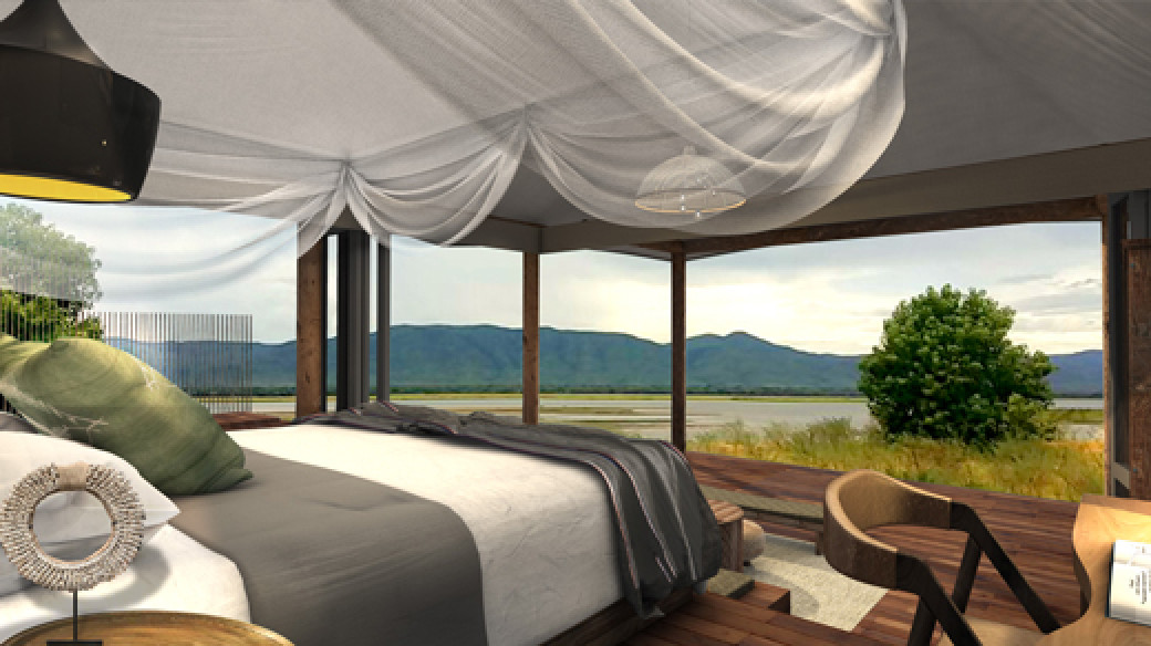 Safari Accommodation Mana Pools