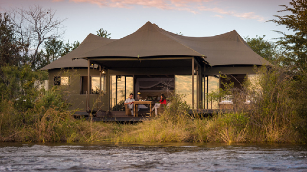 Old Drift Lodge Zimbabwe