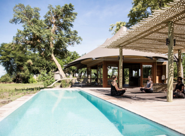 Mombo Camp Botwana