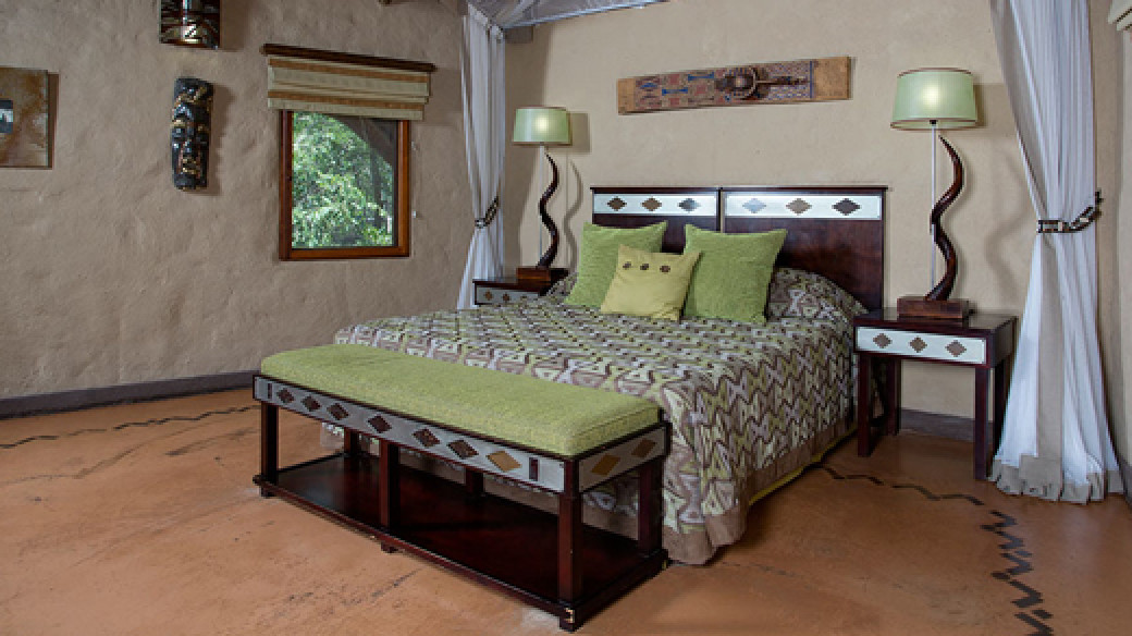 Luxury Safari Lodge in the famous Kruger National Park