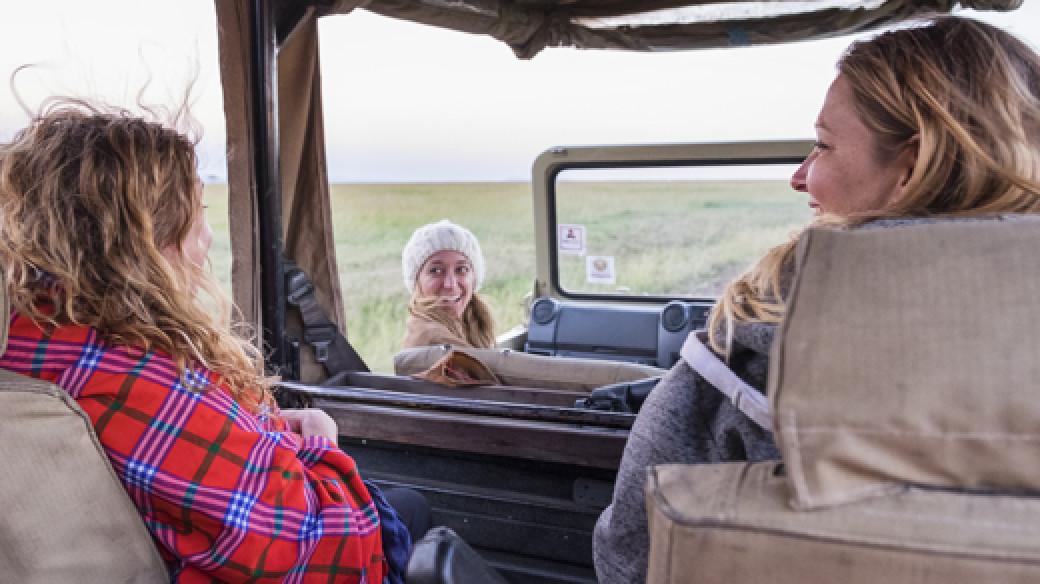 Ladies Only Safari Classic Kenya Tour