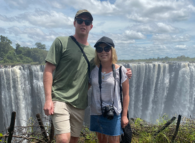 My first time experience travelling in Botswana, South Africa and Zimbabwe where I got to visit Victoria Falls