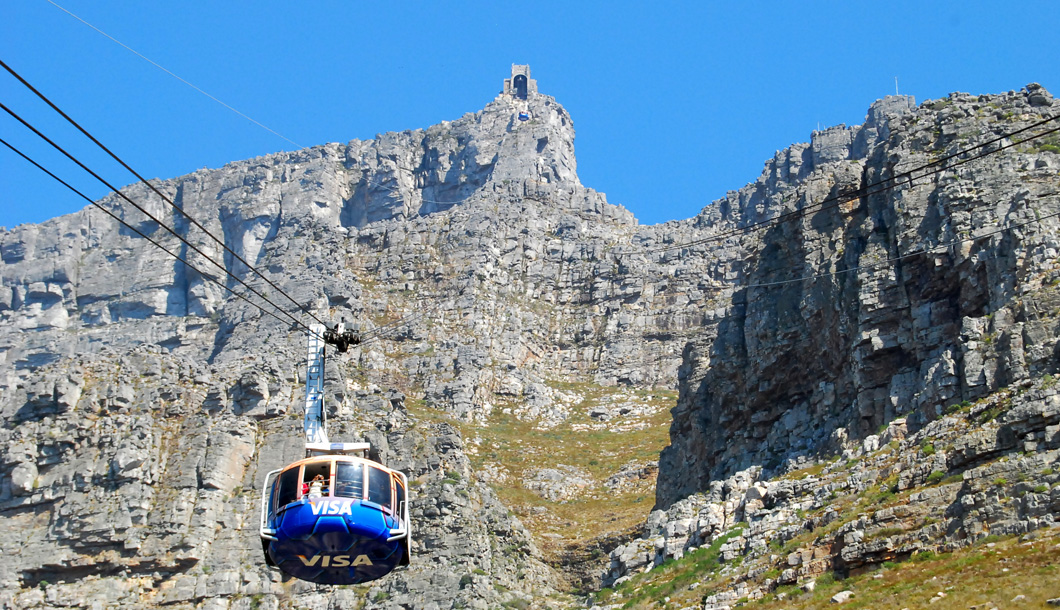 Experience Table Mountain by Cable Car