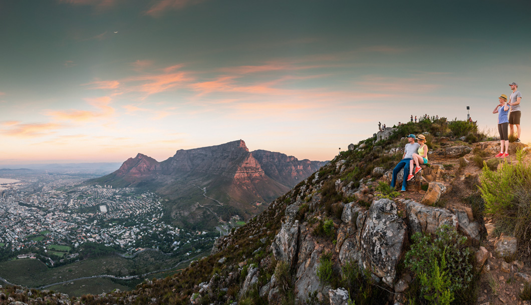 Meet mighty Table Mountain, one of South Africa's most treasured landmarks.