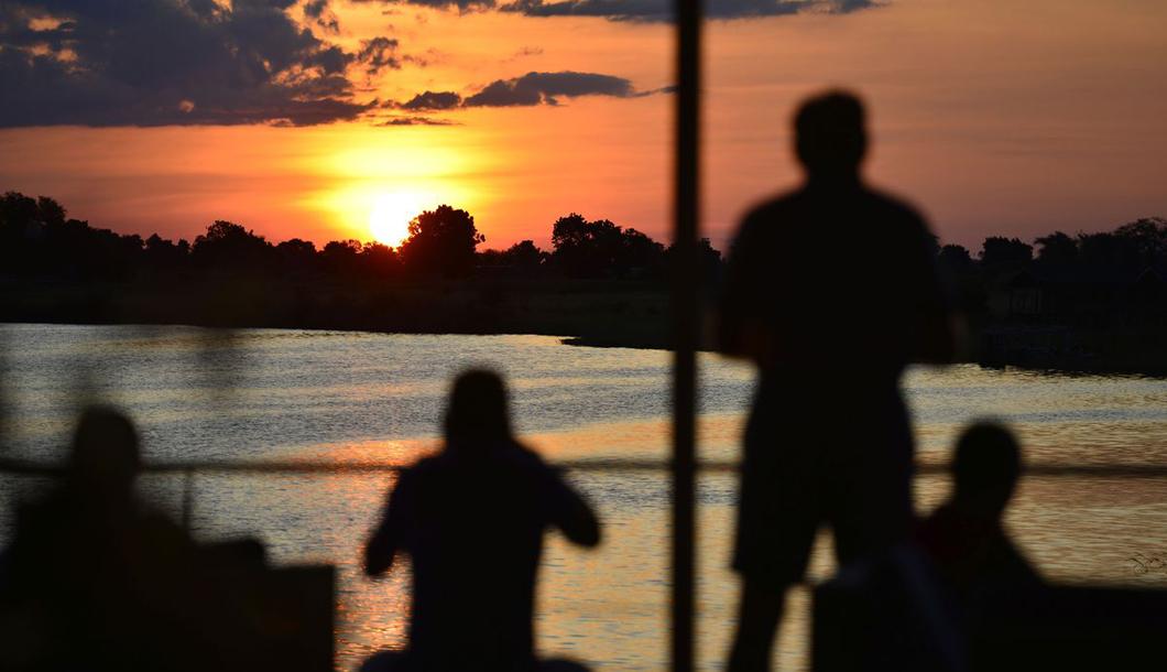 Zambezi Queen Sunset Cruise