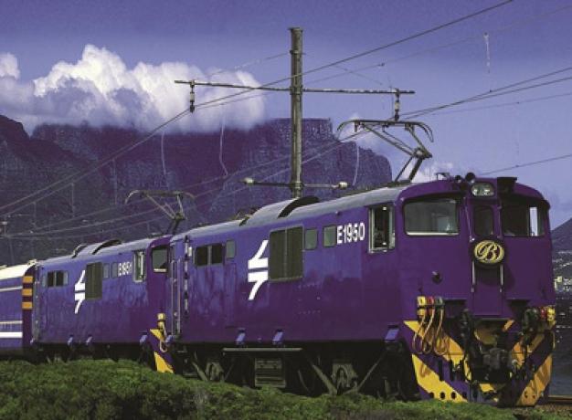 Blue Train - Pretoria to Cape Town