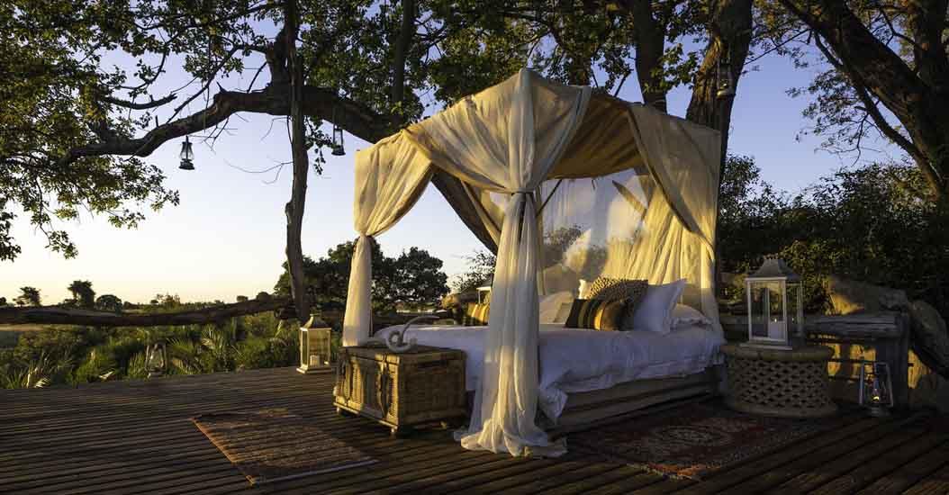Sleep under the Stars in Africa