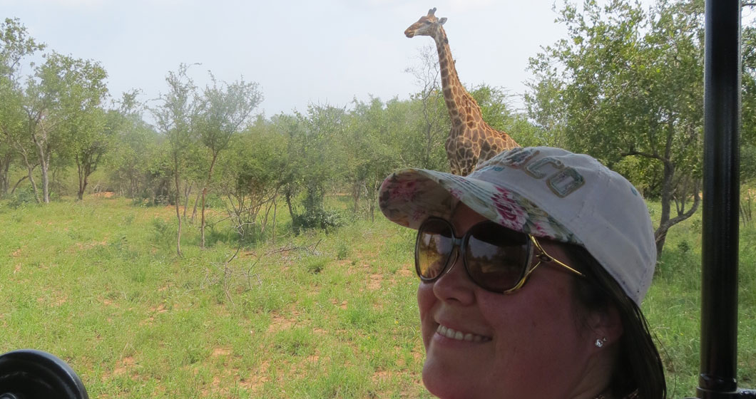 My First ever Safari! - Lauren Roby - Cross Country Tours