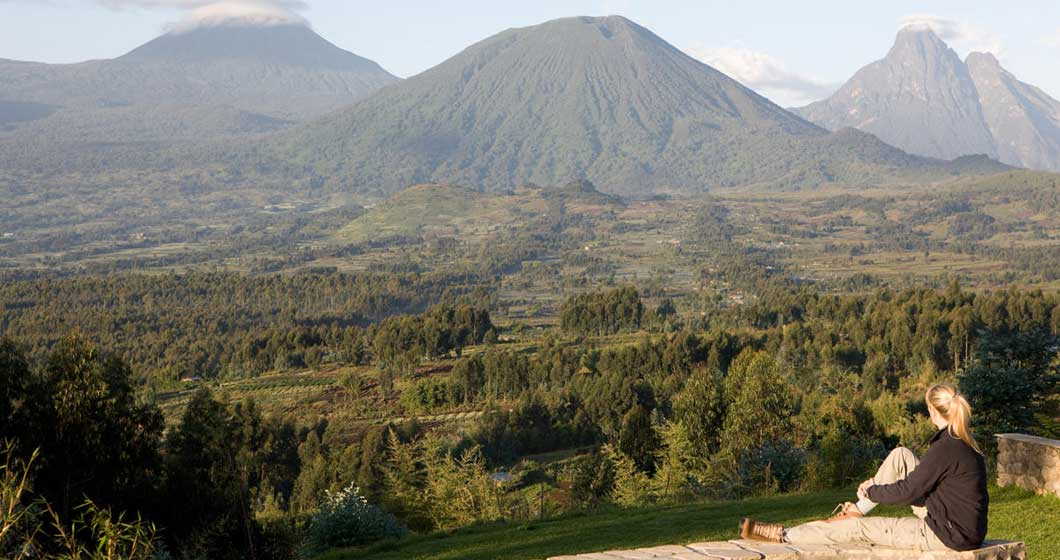 Sabyinyo Silverback Lodge, Rwanda